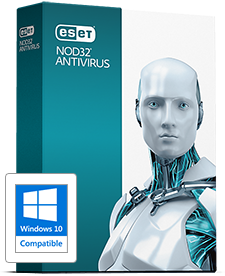 ESET NOD32 Antivirus per 2 PC - Computer Dream di Berti Franco